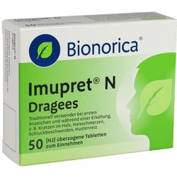 IMUPRET N DRAGEES
